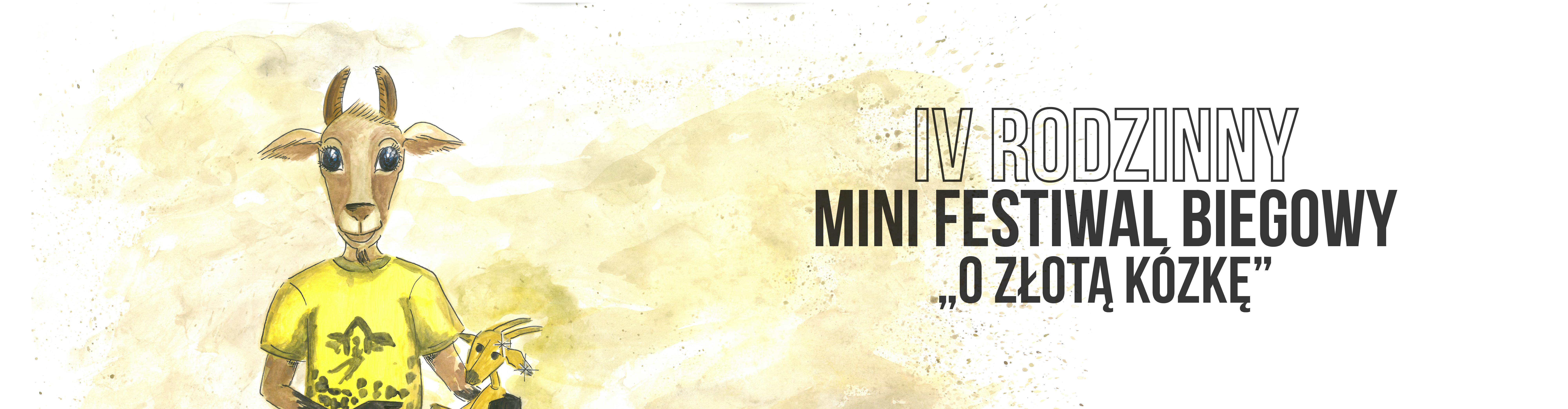 IV Rodzinny Mini Festiwal Biegowy